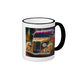 Classic Car Ringer Mug