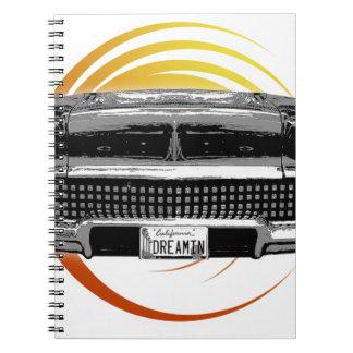 Classic Car Notebook