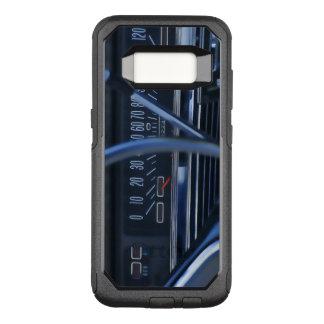 Classic Car Theme OtterBox Commuter Samsung Galaxy S8 Case