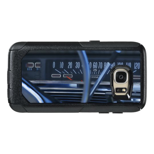 Classic Car Theme OtterBox Samsung Galaxy S7 Case