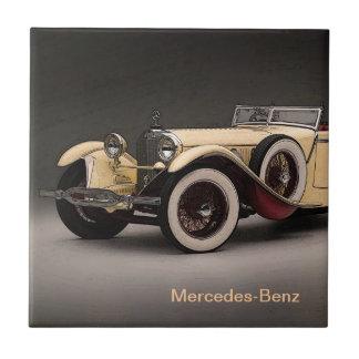 Classic Car Tile