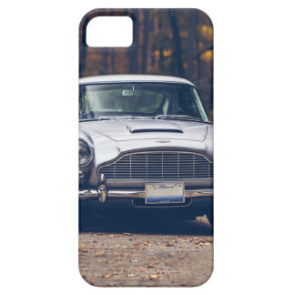 Classic car vintage retro,silver iPhone 5 covers