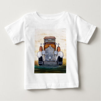 Classic car vintage vehicles baby T-Shirt