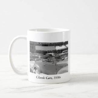 Classic Cars, 1930s Mug