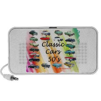Classic_Cars_50 s iPhone Speaker