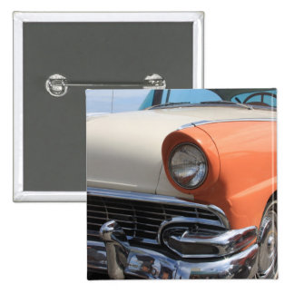 Classic Cars Pinback Buttons