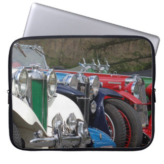 CLASSIC CARS - by Jean Louis Glineur Laptop Sleeve