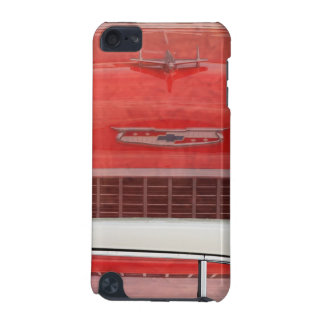 Classic Cars Chevy Bel Air Dodge Red White Vintage iPod Touch 5G Cover