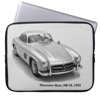 "Classic Cars image for Neoprene Laptop Sleeve 15"""