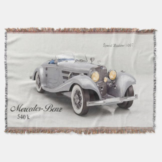 Classic cars image for Throw-Blanket Throw Blanket