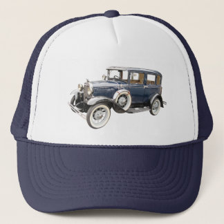 Classic Cars Lover F. Trucker Hat
