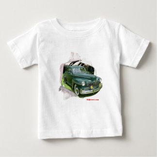 Classic Cars Mercury Baby T-Shirt