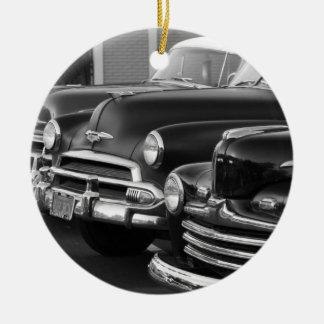 Classic cars ornament