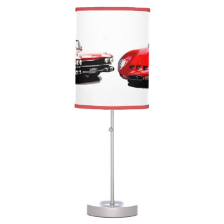 Classic Cars table lamp