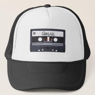 Classic Cassette Tape Trucker Hat