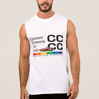 Classic Chassis Sleeveless Tee