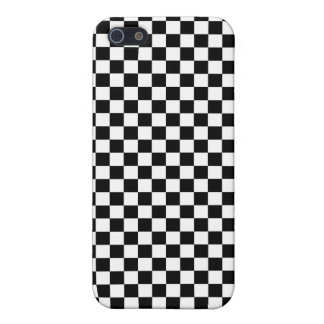 Classic Checkerboard iPhone 5/5S Cover