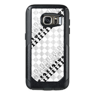Classic chess board OtterBox samsung galaxy s7 case