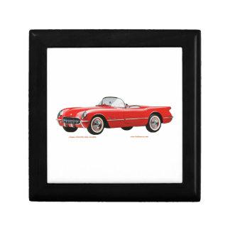Classic_Chevrolet_Red_Corvette Gift Box