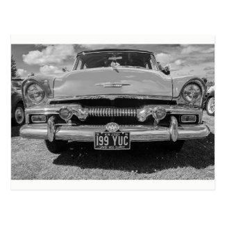 """Classic Chevy Car"" postcards"