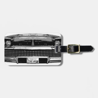 Classic Chevy Luggage Tag