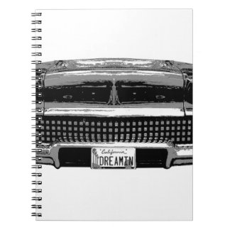 Classic Chevy Notebook