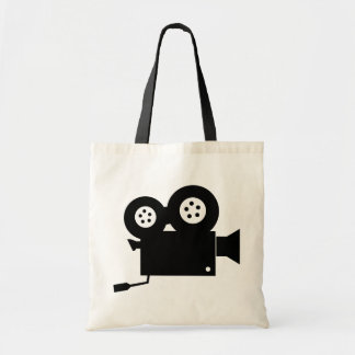 CLASSIC CINE CAMERA TOTE BAG