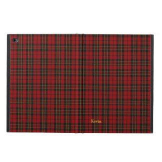 Classic Clan Brodie Tartan Plaid iPad Air 2 Case