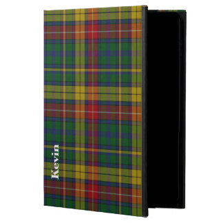 Classic Clan Buchanan Tartan Plaid iPad Air 2 Case