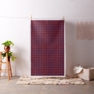 Classic Clan Hamilton Tartan Plaid Fabric