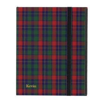 Classic Clan Kilgour Tartan Plaid iPad 2 Case iPad Folio Cases