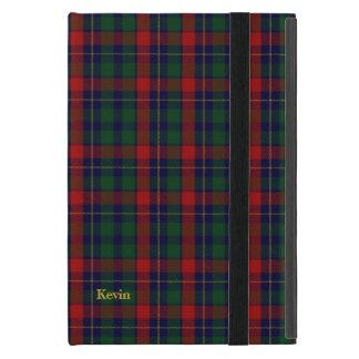 Classic Clan Kilgour Tartan Plaid iPad Mini Case