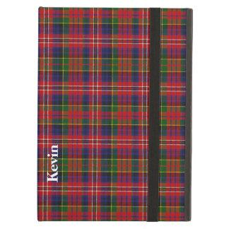 Classic Clan MacPherson Tartan Plaid iPad Air Case