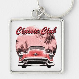 Classic Club Old School Car Key Chain