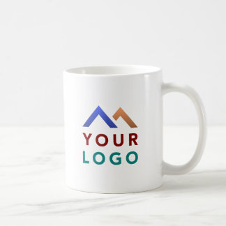 Classic Coffee Mug with Your Own Logo