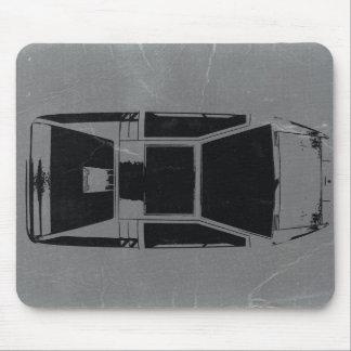 Classic Concept Car Mouse Pad