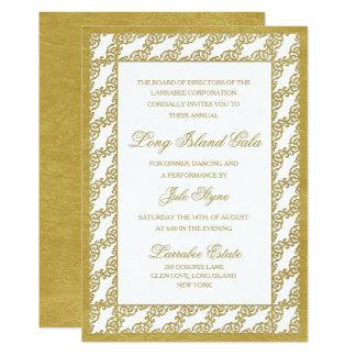 Classic Corporate Gala Event Invitation