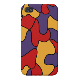 Classic Cover For iPhone 4