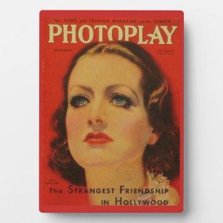 Classic Crawford Tabletop Plaque