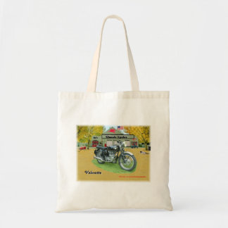 Classic Cruisin Cycles Velocette Bag