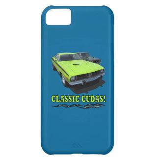 Classic Cudas Design Case For iPhone 5C