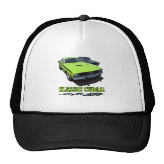 Classic Cudas Design Trucker Hats