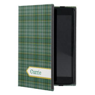 Classic Currie Tartan Plaid iPad Mini Case