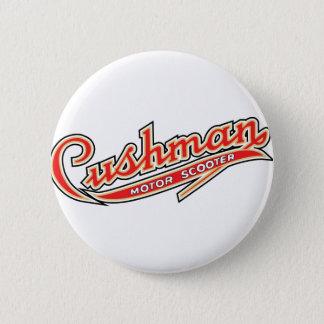 Classic Cushman Designs 2 Inch Round Button