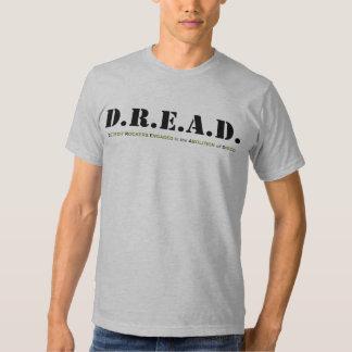 Classic D.R.E.A.D. Card T-shirt (WRIF)