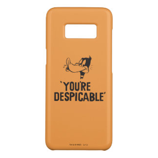 "Classic DAFFY DUCK™ ""You're Despicable"" Case-Mate Samsung Galaxy S8 Case"