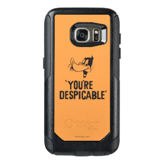 "Classic DAFFY DUCK™ ""You're Despicable"" OtterBox Samsung Galaxy S7 Case"