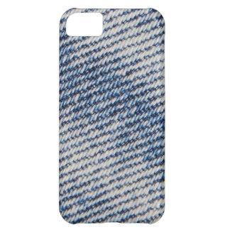 Classic Denim Texture iPhone 5 Case
