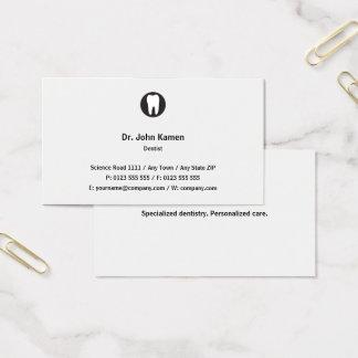 Classic Dentist | Classic Business Card
