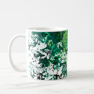 Classic designer Mugs Green Spark